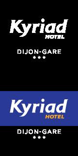 Kyriad Gare - Groupe 5 hôtels à Dijon - Bourgogne