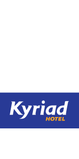 Kyriad Mirande - Groupe 5 hôtels à Dijon - Bourgogne